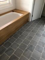Bardaglio cobblestone floor