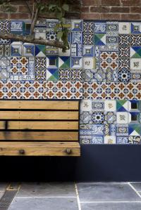 Portuguese tile medley