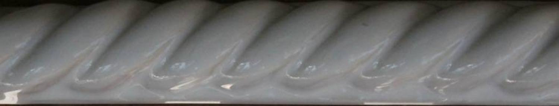 Grande Rope Gloss White 150x25mm