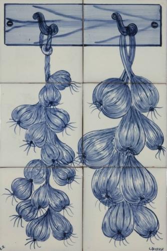 Garlic & Onion 3Hx2W