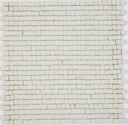 Tunis White Mosaic