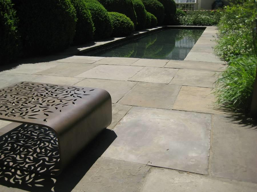 English reclaimed flagstones
