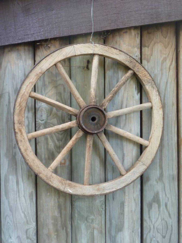 Old English Cartwheel, 19th C