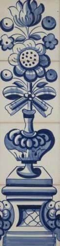 Vaso Blue 4Hx1W