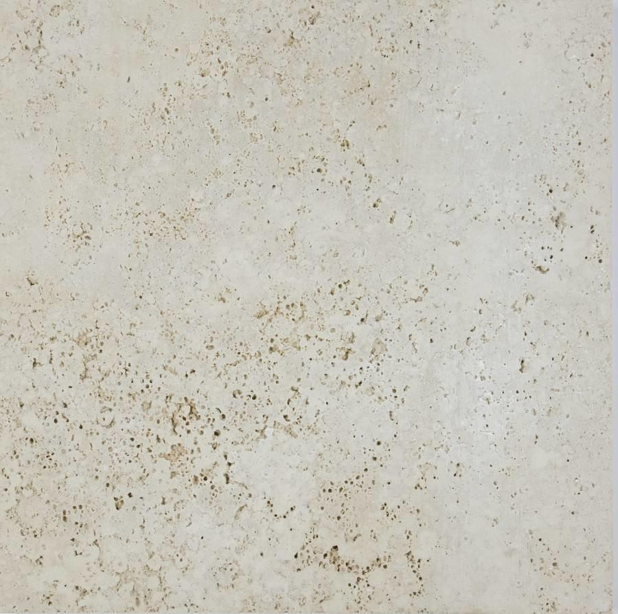 Taupe sawcut travertine