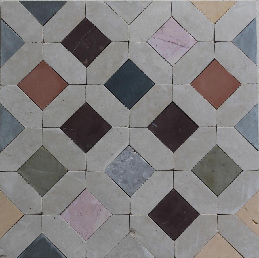 Doga mosaic