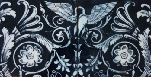 Bird 2 Tile Panel 150x150mm