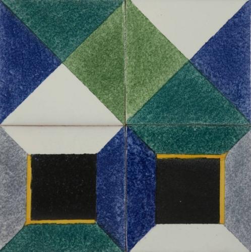 Ritz Bar 2 tile pattern 140x140mm