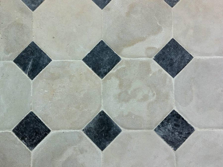 Limestone & Cabochon Floors