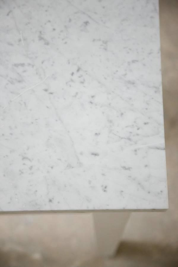Bianca Carrara Honed Slabs