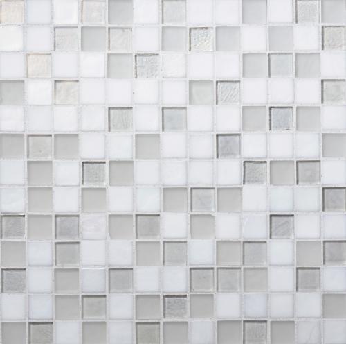 Muse Veil Blend Mosaic 308x308mm