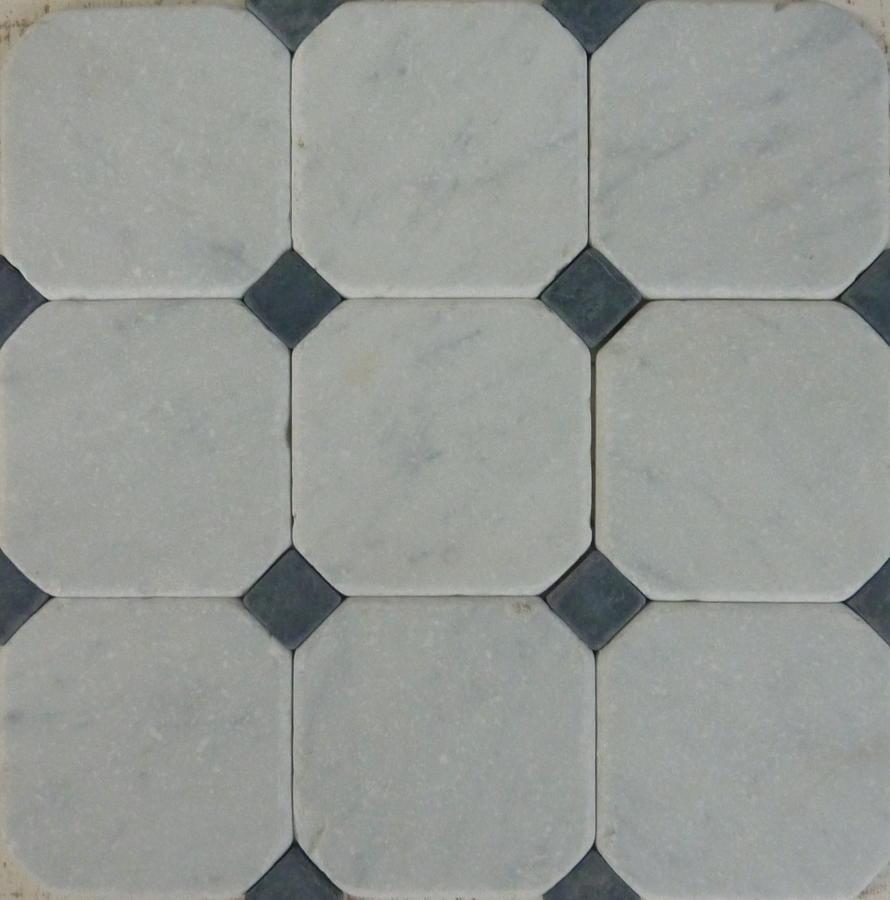 Bianca Carrara cabochon pattern