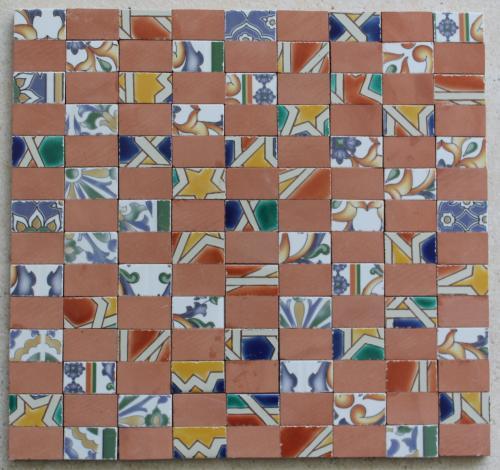 Chercal Rectangular Mosaic