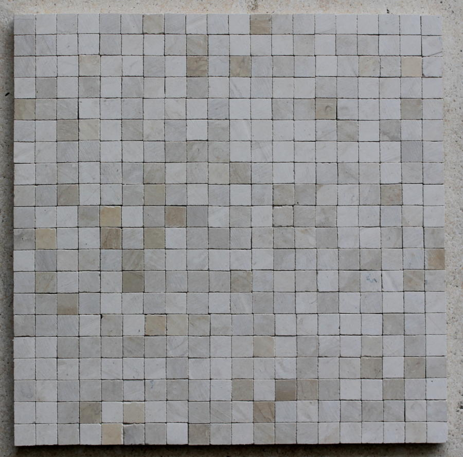 Oatmeal mosaic