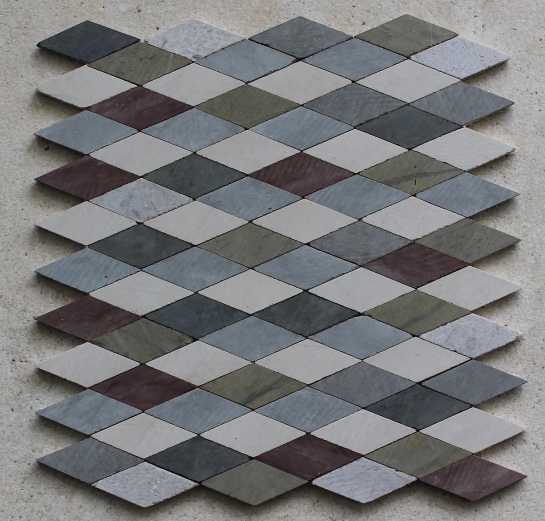 Harlequin Mosaic