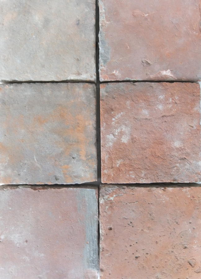 Reclaimed Terracotta 135x135mm
