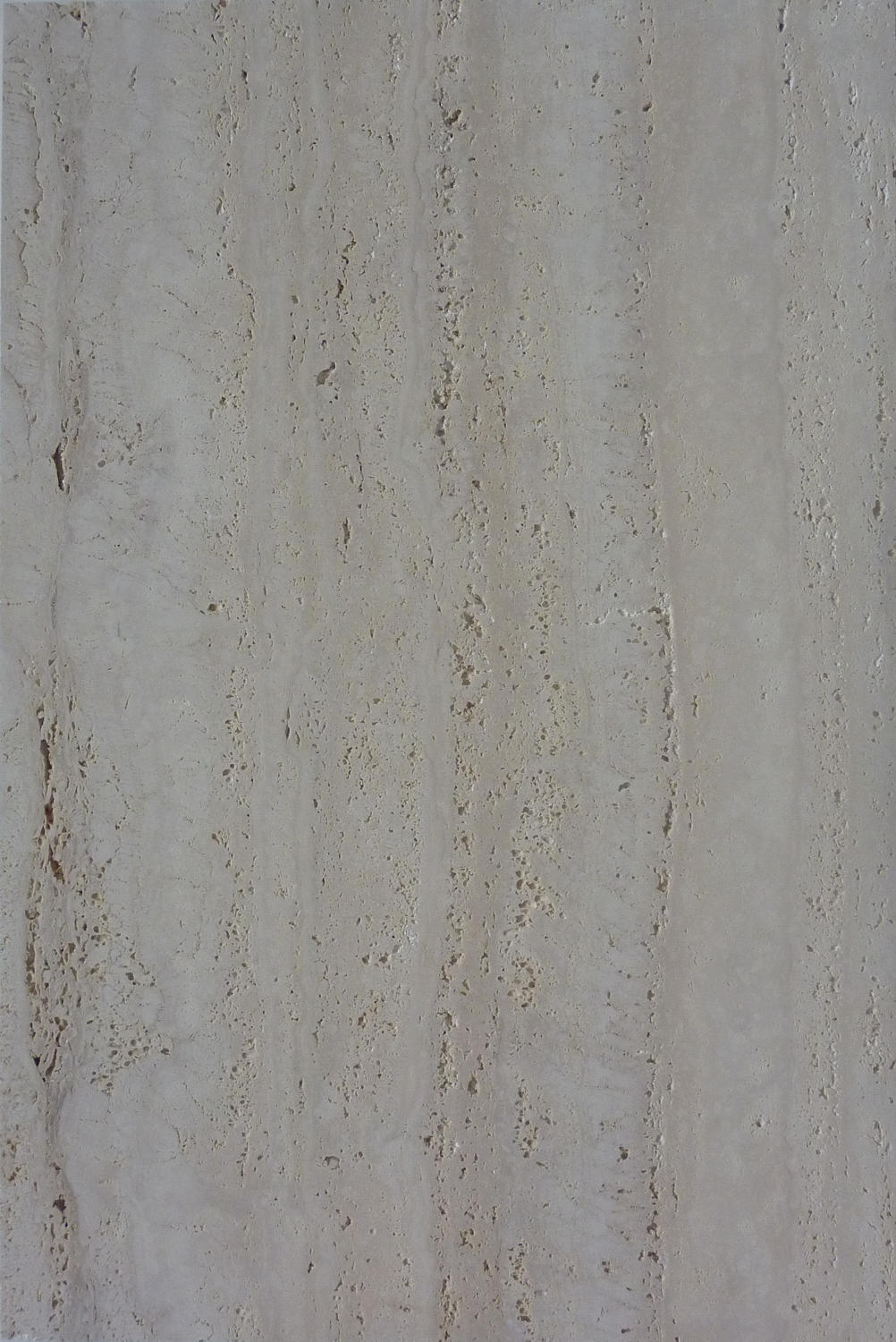 Taupe travertine veincut unfilled