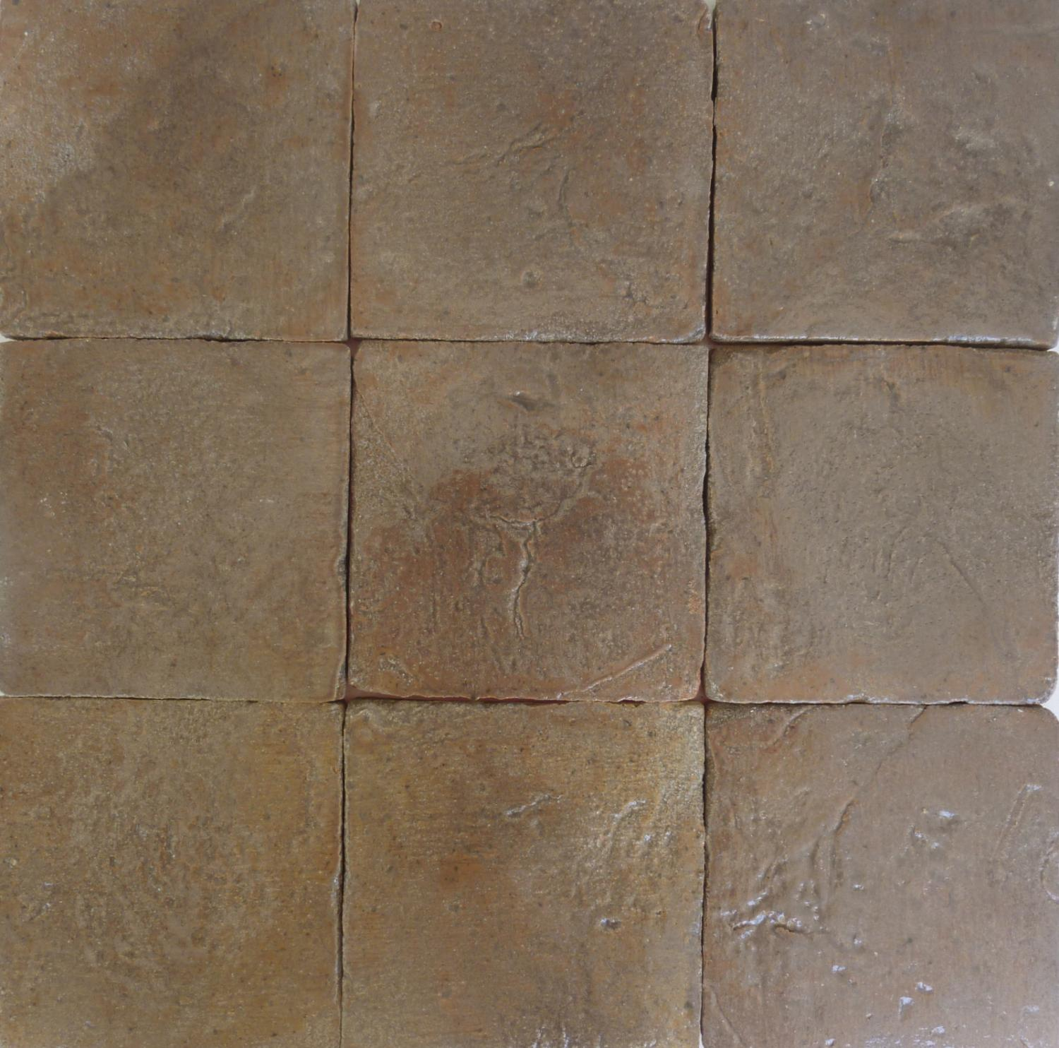 Cardo Glazed Terracotta 105x105mm