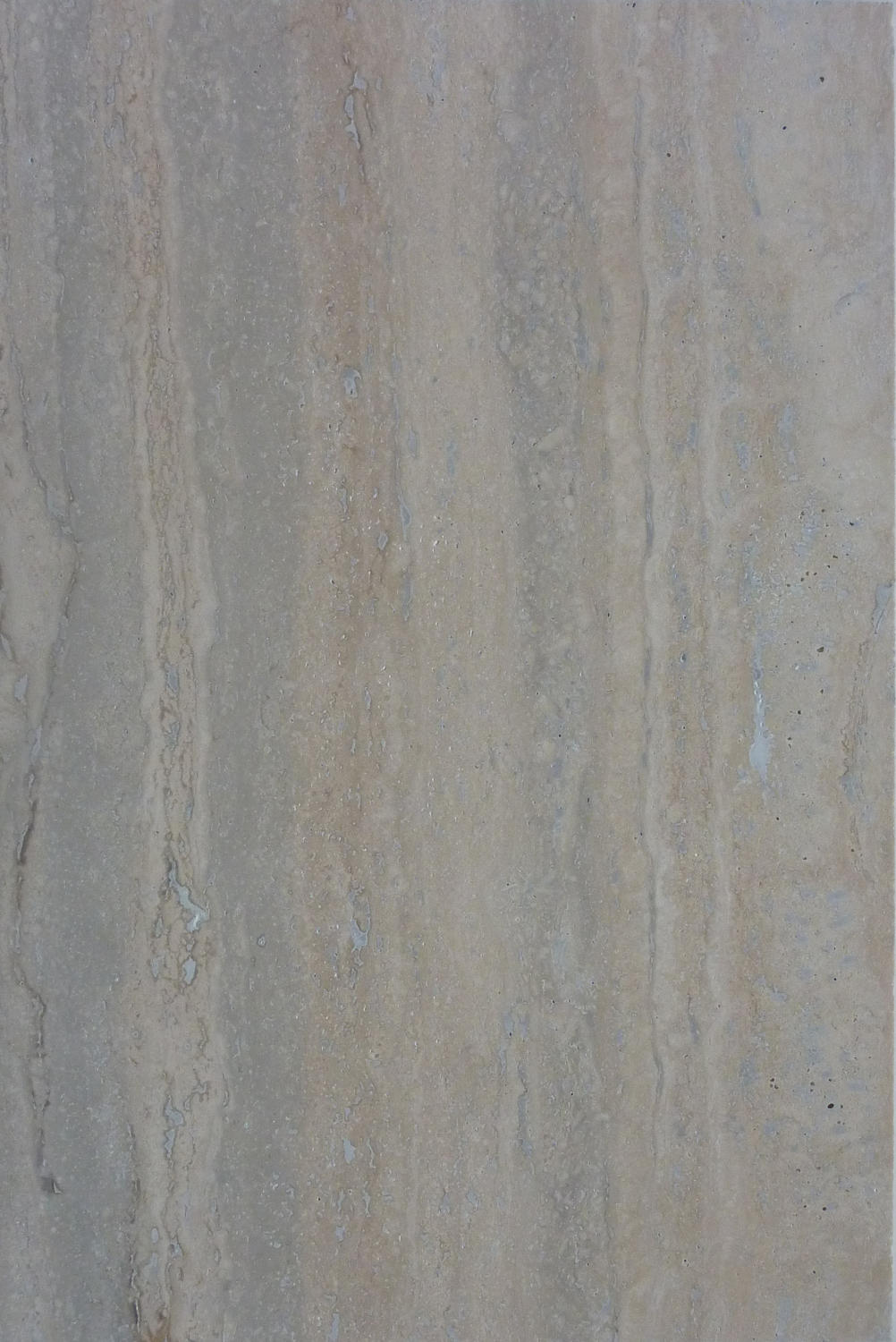 Pale Silver veincut travertine