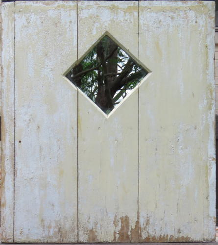 Antique French Panels with Mirrors