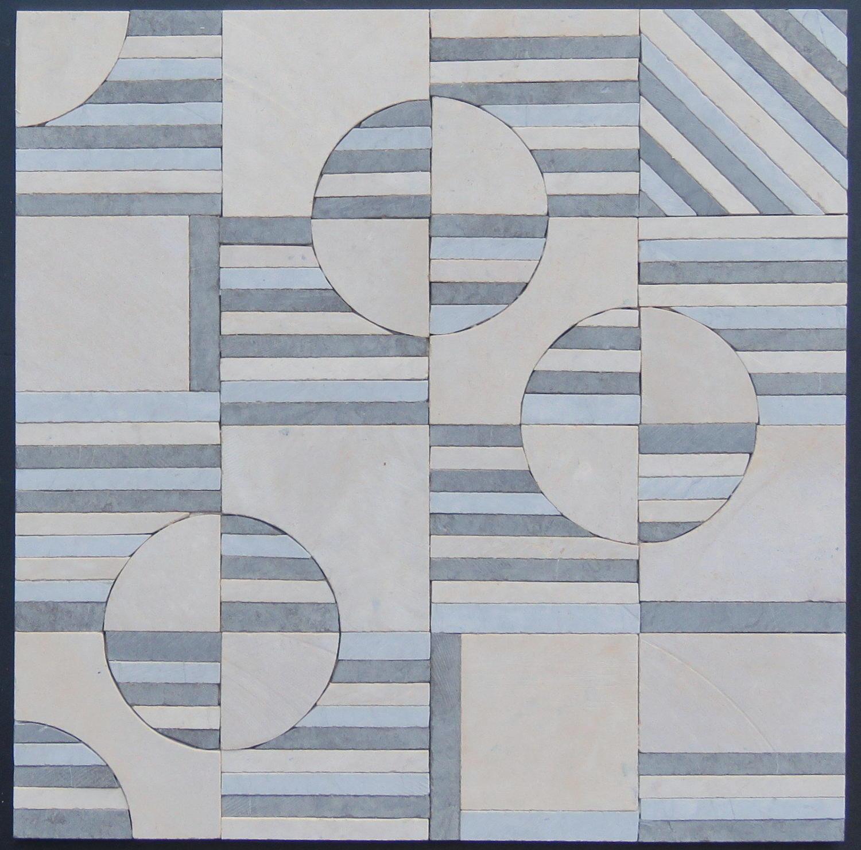 Tele Spiro mosaic