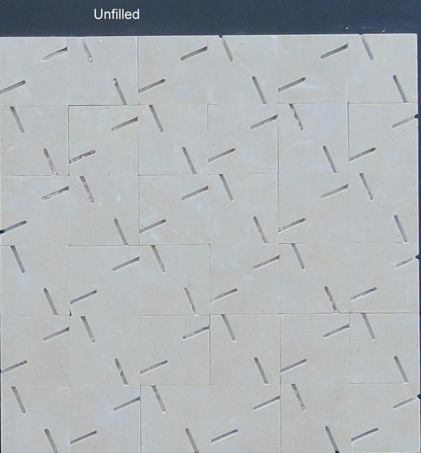 Arrows 2 oatmeal mosaic