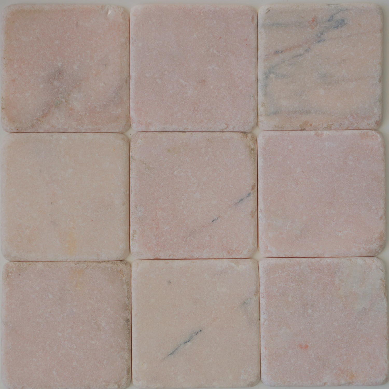 Portagallo tumbled marble cobblestones